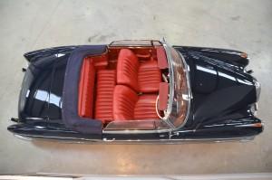 1960 220se Ponton Cabriolet