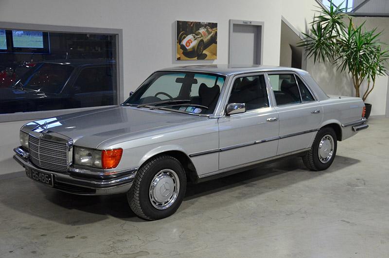 sold 1979 mercedes benz 350se w116 prestige classic cars. Black Bedroom Furniture Sets. Home Design Ideas