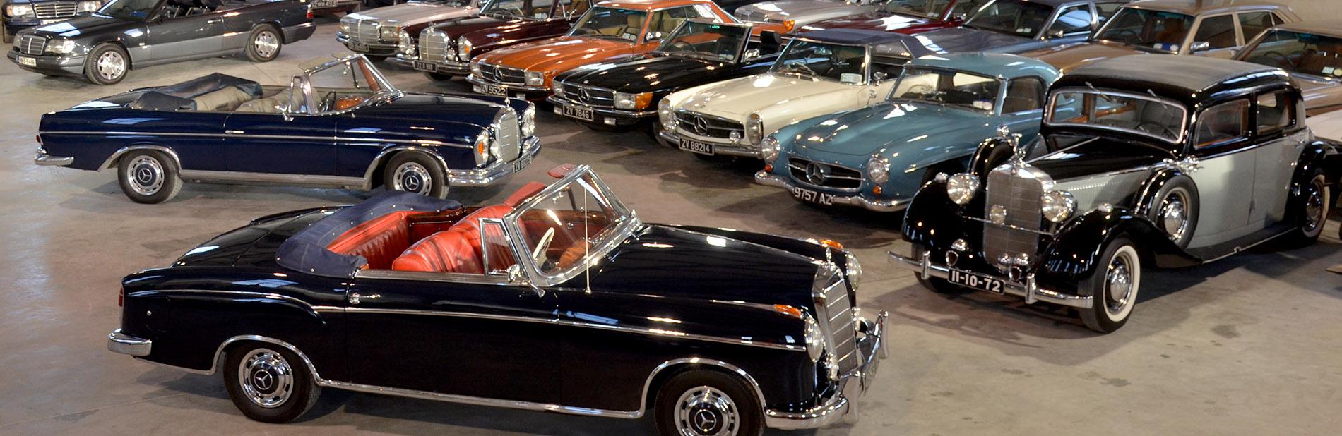 Prestige Classic Cars – by Mervyn Heatley
