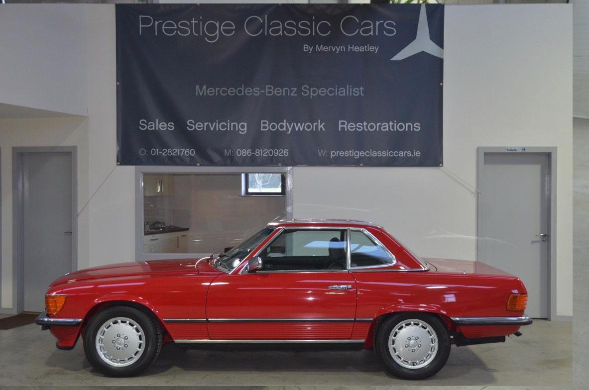 Done Deal Classic Cars Mercedes